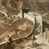 Почему бойницы Великой Китайской стены направлены вовнутрь? Может её строителями были другие народы?