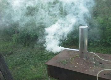 Дымогенератор для холодного копчения своими руками – чертежи