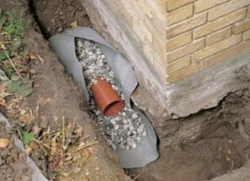 Как и чем засыпать фундамент внутри дома