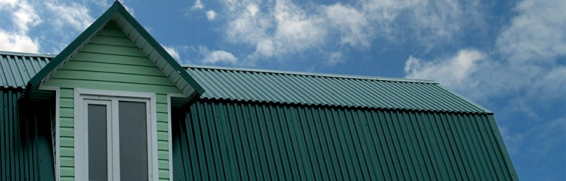 Краски для крыш: разновидности и особенности применения