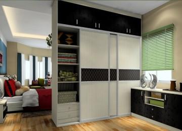 Шкаф перегородка для разделения комнаты – купить