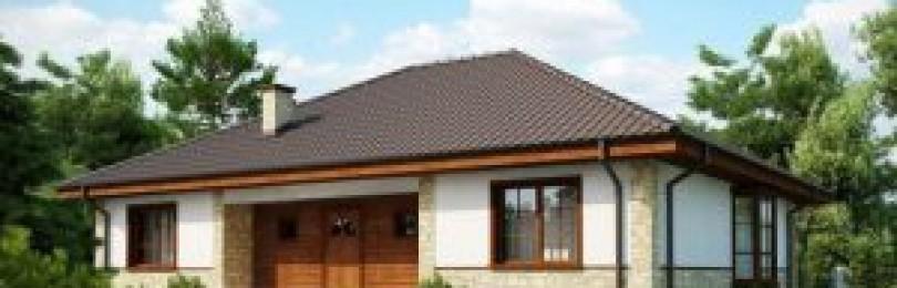 Проекты домов 9 на 12, особенности домов с мансардой, верандой и гаражом