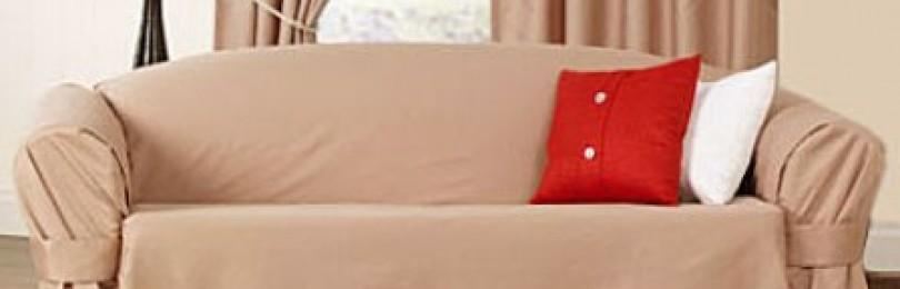 Выкройка чехла на угловой диван своими руками