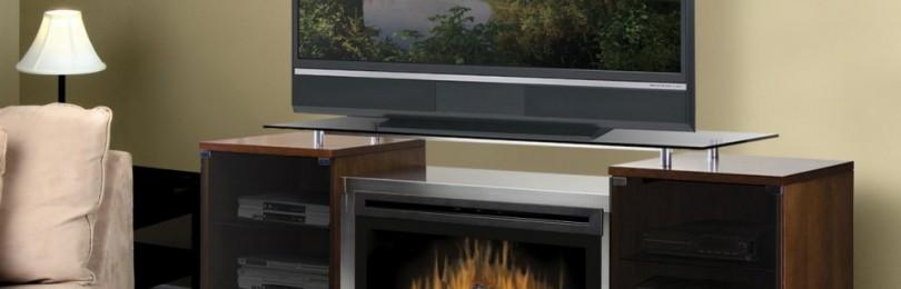 Встраиваемый электрический камин: установка и функциональные особенности