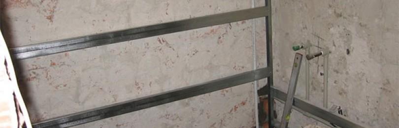 Как крепить к стене панели пвх