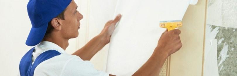 Необходимые 7 шагов к подготовке стен к поклейке обоев