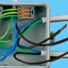 Какие существуют соединения кабелей проводки