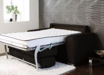 Выкатные диваны с ортопедическим матрасом: достоинства, характеристики