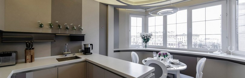 Совмещение балкона с комнатой: плюсы, минусы и мнение дизайнера