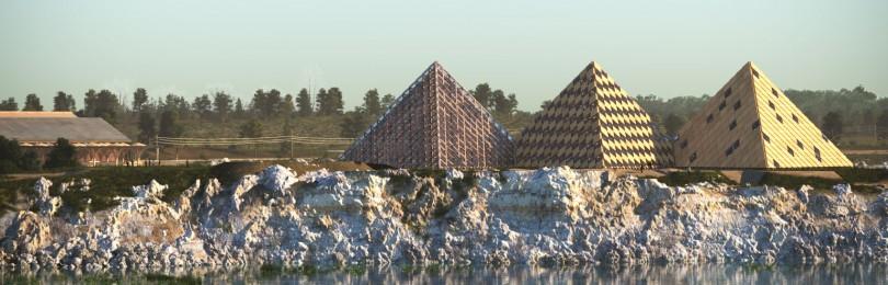 Пирамиды в Кентукки