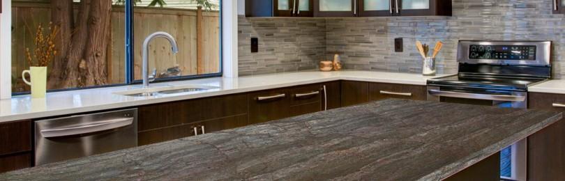 Столешница из натурального камня – особый выбор для вашей кухни