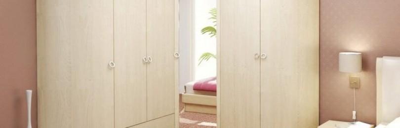Встраиваемый шкаф в спальню: топ-100 фото новинок дизайна