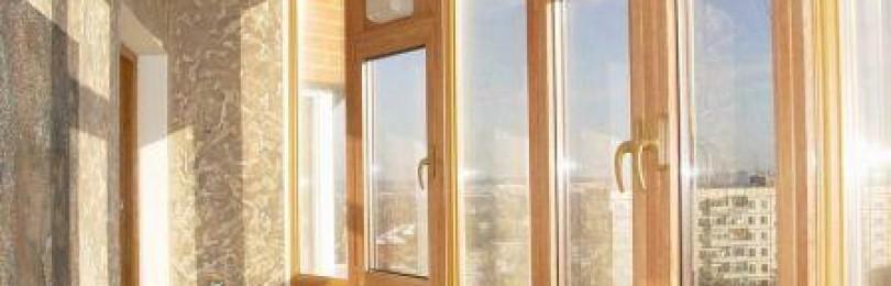 Деревянные окна: окна 21 века
