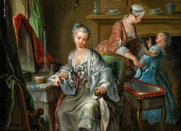 Как справляли нужду 300 лет назад? Туалеты в городских многоэтажках 18 века