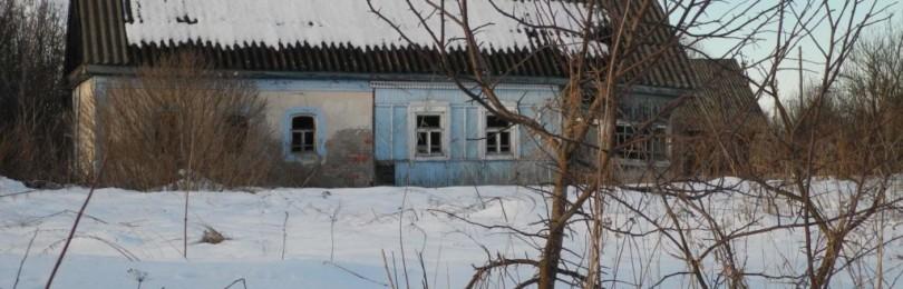 Дом в деревне дешево или бесплатно: отдам избу с участком в хорошие руки