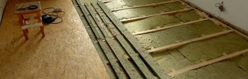 Как подготовить фанерную стяжку под линолеум