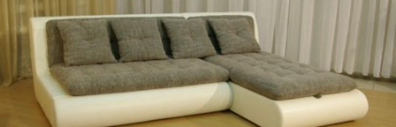 Современный угловой диван Кормак