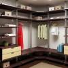 Как сделать гардеробную в маленькой комнате