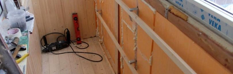 Описание 7 ошибок, допускаемых при ремонте лоджии
