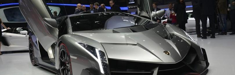 Какие самые дорогие машины в мире на сегодняшний день?
