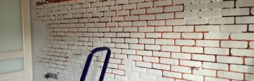 Покраска гипсового камня для интерьера: все тонкости работы поэтапно