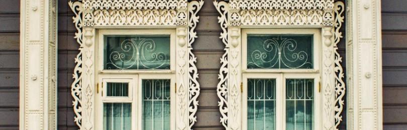 Виды окон для частного дома