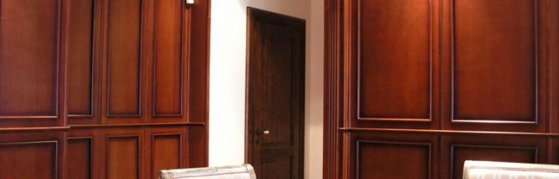 Современные материалы для отделки стен в доме