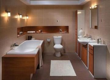 Делаем ремонт ванны и туалета
