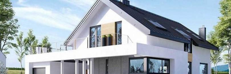 Проекты домов до 120 кв. м, критерии выбора, тонкости планировки, стили и материалы