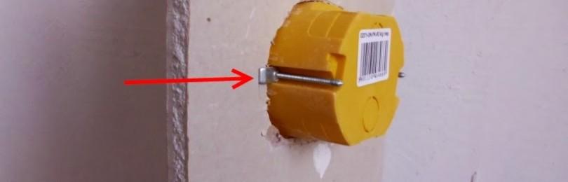 Секреты правильного монтажа подрозетников в простенок из гипсокартона