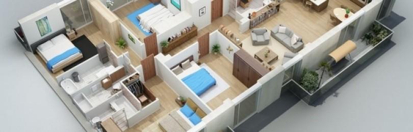 Проект квартиры своими руками – программа