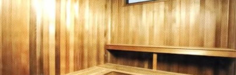 Керамическая плитка для бани: укладка на пол