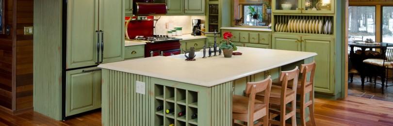 Дизайн интерьера в оливковых тонах: особенности и сочетания цветов