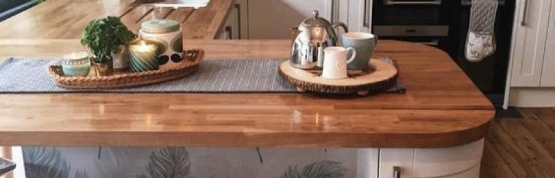 Дизайн кухни с барной стойкой: 60 современных фото в интерьере
