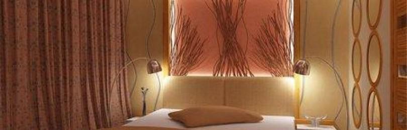 Ремонт маленькой спальни своими руками
