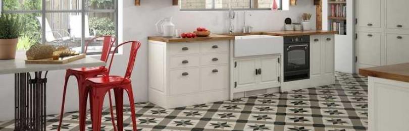 Какая плитка на пол лучше подойдет для кухни
