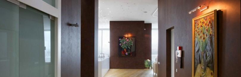 Освещение коридора квартиры