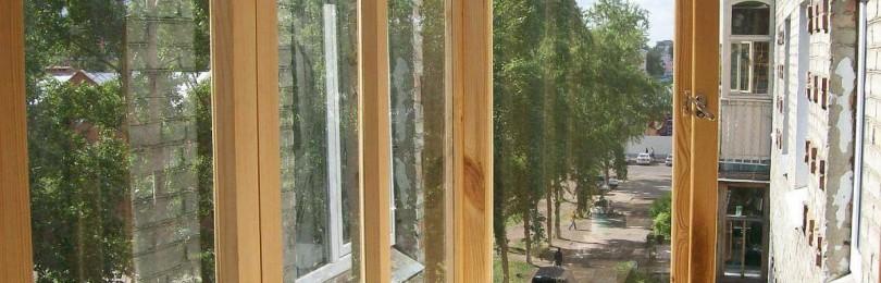 Утепление оконных конструкций с помощью шведской технологии