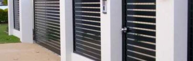 Заборы для частного дома: фото и описание