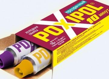 Poxipol – инструкция по применению