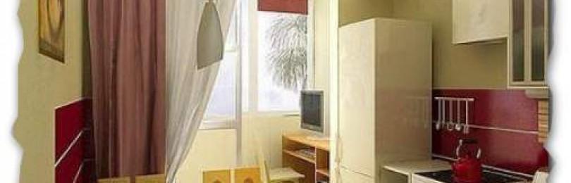 Как объединить балкон с жилым помещением