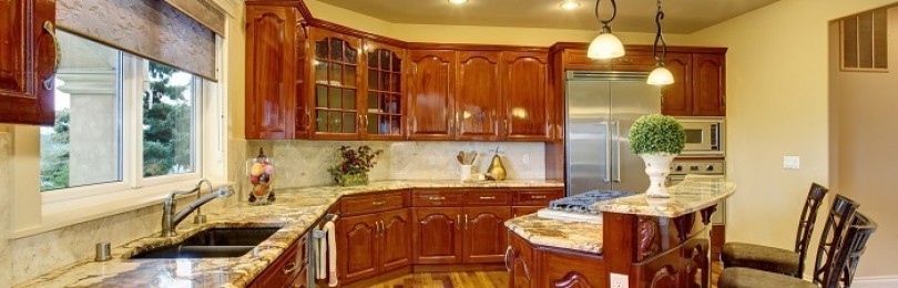 Устаревший дизайн кухни – так давно никто не делает!
