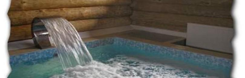 Бассейн для бани: как правильно построить?