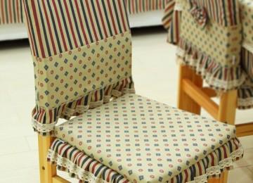 Как сшить чехол на стул