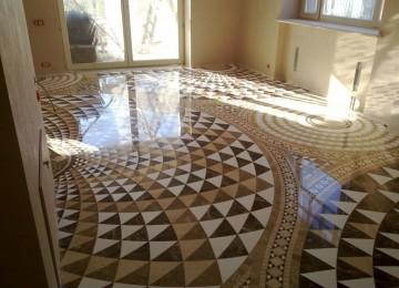 Идеальная полировка мрамора: 3 этапа работы