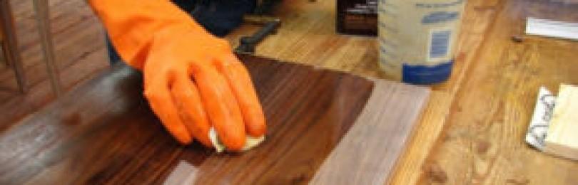 Как правильно подобрать масло для покрытия древесины