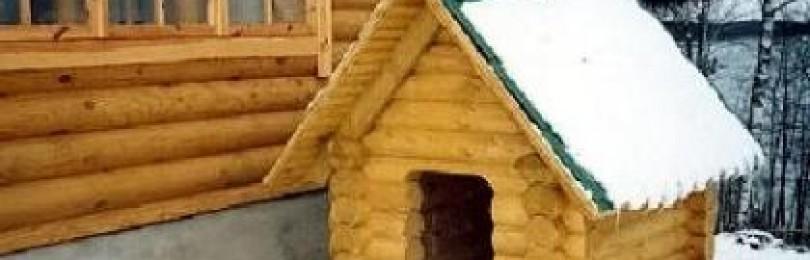 Как построить хорошую будку для собаки?