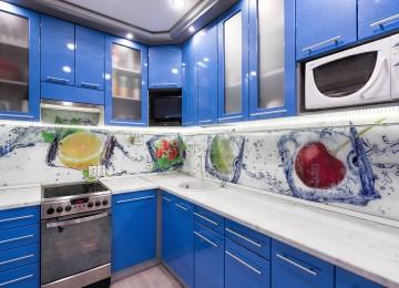 Топ-7 необычных вариантов отделки кухонного фартука