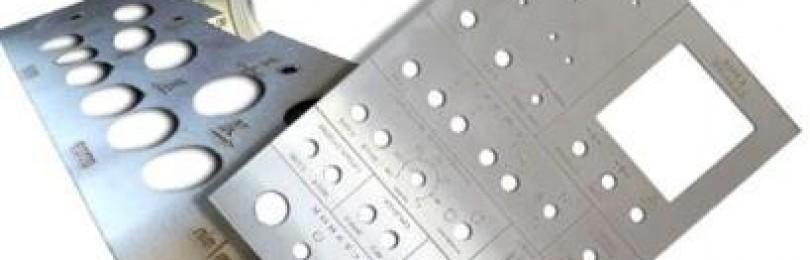 Лазерная маркировка металла