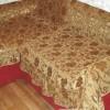 Выбрать покрывало на угловой диван: фото и дизайн